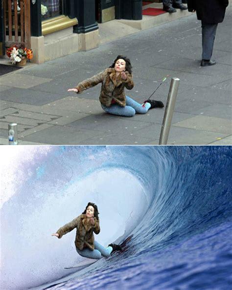 Scarlett Johansson Falling Down Meme - scarlett johansson falling down meme