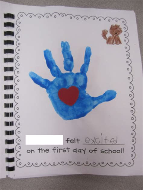 activities kindergarten first day 27 fresh kissing hand freebies and teaching resources