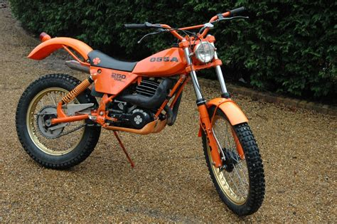 trials and motocross bikes for ossa tr 80 250 trials bike two wheels pinterest