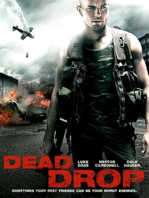 drop dead trama dead drop 2013 filmtv it