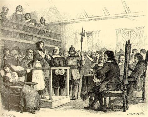 The Story Of The The Witch And The Wardrobe by Here S The Story Salem Witchcraft Trial Genealogy Fail