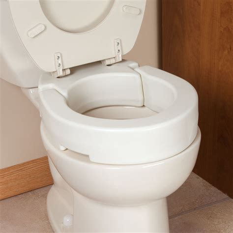 toilet seat riser hinged toilet seat riser elevated toilet seat easy