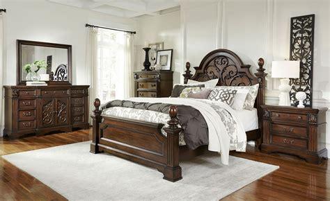 villa romana panel bedroom set  progressive furniture furniturepick