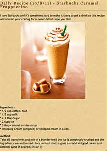 how to make a caramel frappe at home diy starbuck s caramel frappuccino perhaps this one would