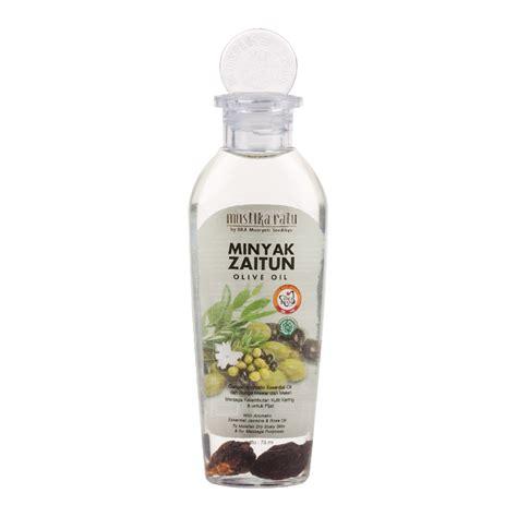 Daftar Minyak Zaitun Mustika Ratu jual mustika ratu minyak zaitun olive 175 ml cosme store
