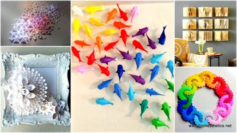 diy paper home decor 30 insanely beautiful exles of diy paper that will