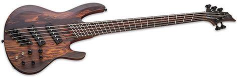 fanned fret bass guitar esp ltd b1005se fanned fret bass w norstrands talkbass com