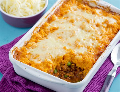 cottage pie with sweet potato centra