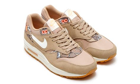 Nike Airmax Flower nike air max 1 quot flower power quot highsnobiety
