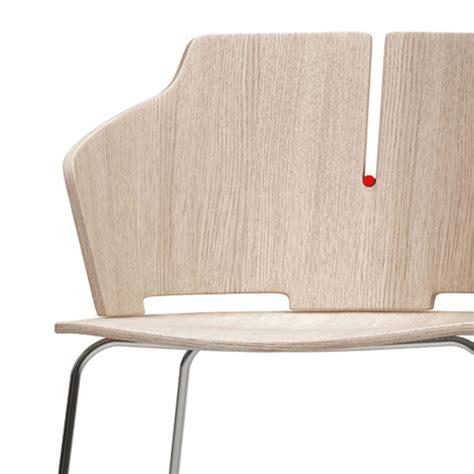 sedie made in italy sedia da ufficio in legno design moderno prima by luxy