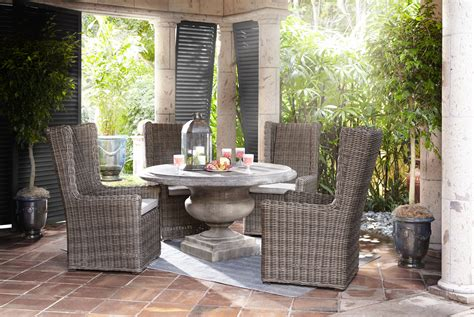 Arhaus Outdoor Furniture by Arhaus Expands On Outdoor Furniture Offering With 150 All