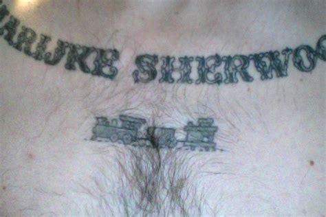 eternal tattoo springfield mo railroad tattoos part 3