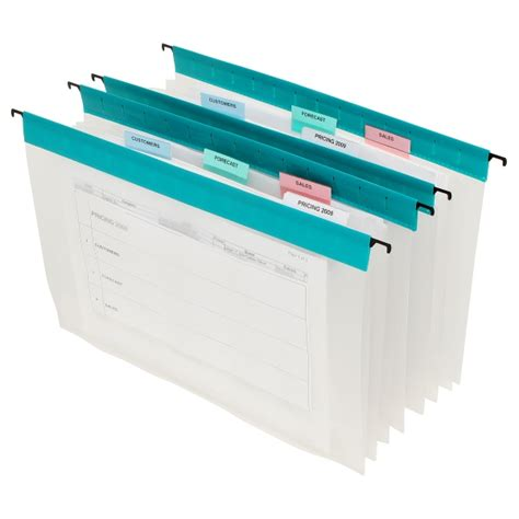 Marbig Suspension Filing Products Marbig 174 Expanding Pp Suspension Folders For Filing Cabinets