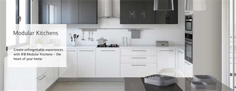 Kitchen Appliances Design by Ifb Modular Kitchens Book Your Design Consultation Today