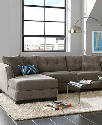 elliot fabric sectional living room furniture collection sectional living rooms furniture collection and living