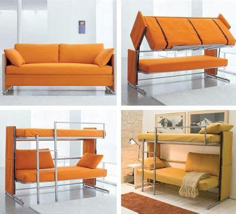 Sofa Bunk Bed Space Saving Furniture Resource Furniture 4 Space Saving Transformers