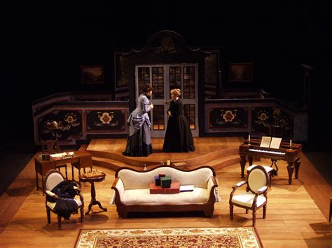author of a dolls house a doll s house henrik ibsen illusion and reality