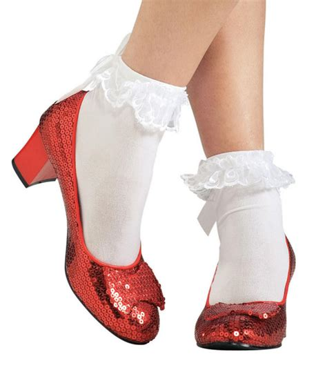 ruby slippers dorothy dorothy s ruby slipper shoes fairytale accessories