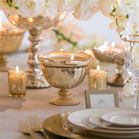 silver mercury table ls best 25 mercury glass wedding ideas on