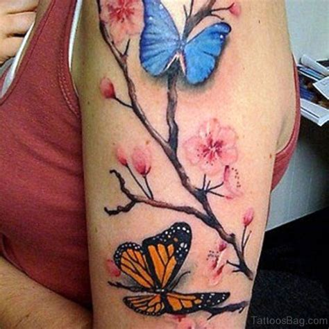 butterfly tattoo pictures shoulder 55 delightful butterfly tattoos on shoulder