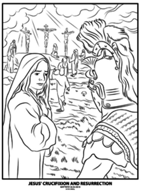 coloring pages jesus is alive jesus is alive coloring pages
