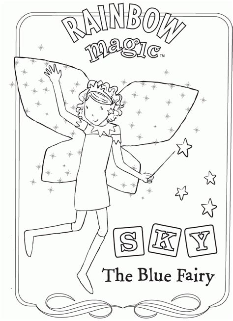 rainbow magic coloring pages coloringpagesabc com
