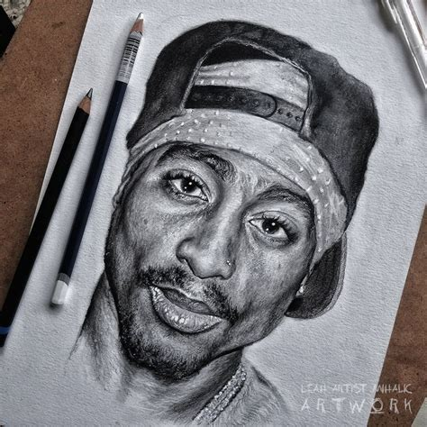 Drawing 2pac by 2pac Drawing Makaveli The Legend S Artwork