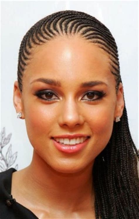 skinny cornrows 58 beautiful cornrows hairstyles for women