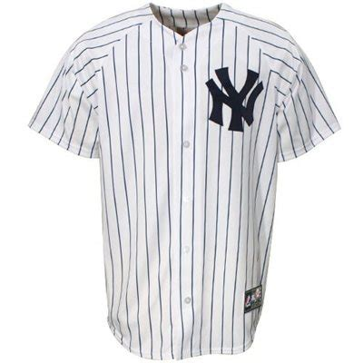 Jersey Baseball Yankees 32 fanatics majestic new york yankees white replica