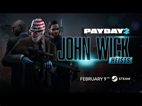 john wick tattoo translation payday 2 john wick heists trailer youtube