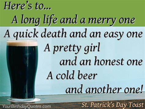 st s day hilarious quotes st day quotes sayings toast 2 yourbirthdayquotes