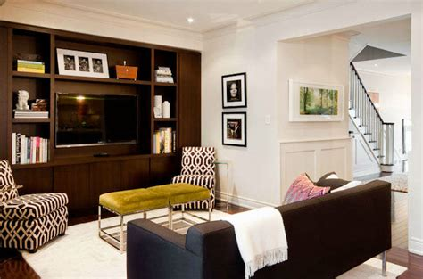 Contemporary Living Room Built Ins Built In Cabinets Contemporary Living Room Benjamin