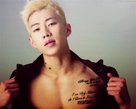 jay park tattoos park jyp 2 0 seoulbeats