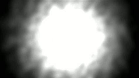 Bright White Light by Nuclear Explosion Dazzling White Aura Light Beam Bright