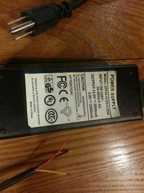 ac dc can i use a 3 wire ac adapter in a dc circuit