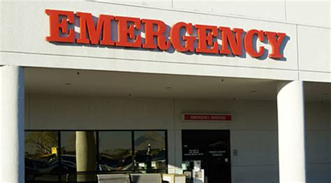 banner emergency room tucson hospital diverts patients after electrical problem maintenance and operations