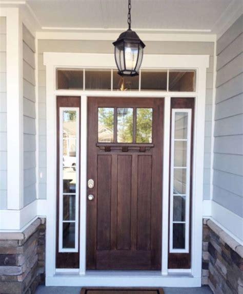 material   front entry door