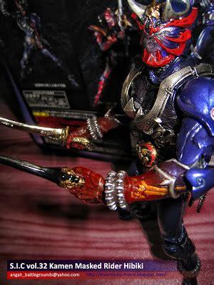 Sic Masked Rider Hibiki brain records s i c vol 32 kamen masked rider hibiki
