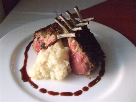 Grilled Rack Of Rosemary by Grilled Rack Of With Parmiggiano Rosemary Crust