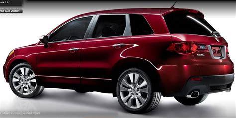 2014 Acura Rdx Mpg by 2014 Acura Rdx Base 4dr Suv 3 5l V6 Auto
