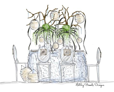 Wedding Sketch by From Sketch To Reality Wedding Inspiration The Sweetest