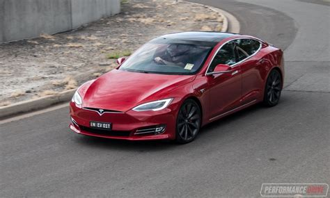tesla model  pd review performancedrive