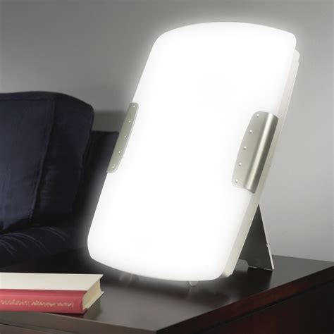 best light therapy lights light therapy l bioptron light therapy l brookstone