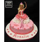 Barbie Birthday Cake  Best Images Collections HD For
