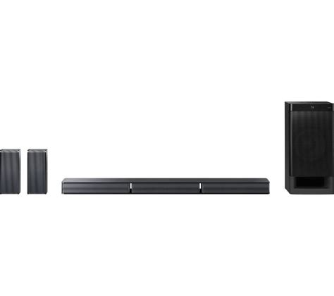 Sound Bar by Buy Sony Ht Rt3 5 1 Sound Bar Free Delivery Currys