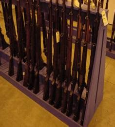 Rack Grade M1 Garand by Rack Grade M1 Garand Rifles Awaiting Purchase At The Cmp