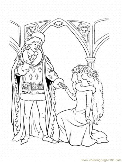 coloring pages royal family coloring pages princess and her prince peoples gt royal