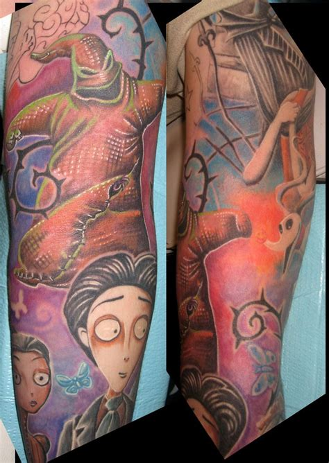 oogie boogie tattoo 46 best tim burton tattoos images on tim