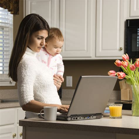working at home best work from home jobs for moms with language skills
