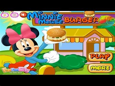 Vs Plain Mickey Burger mickey mouse minnie mouse burger shop gamecollection 5